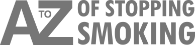 A to Z of Stopping Smoking Logo